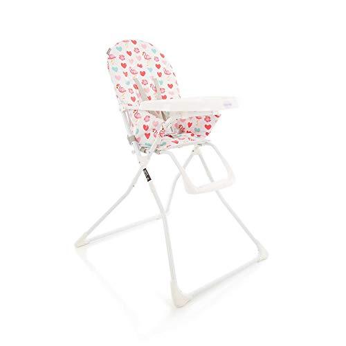 Cadeira de Refeição Kitut, Voyage, Rosa Flamingo