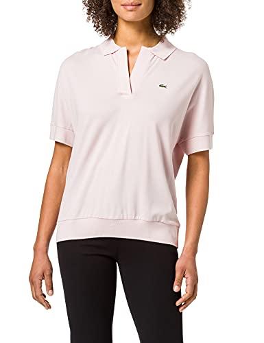 Lacoste Pf0504 T Shirt Polo, Nidus, XS para Mujer