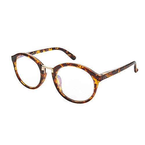 Nordic Vision Harnosand +1,50 leesbrillen - ULTRA TRENDY! - 22% blauw licht filter - Anti glans - Anti kras laag - UV400 bescherming - opbergetui