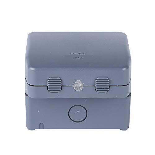 Schneider exterior socket IP66impermeable para cama individual