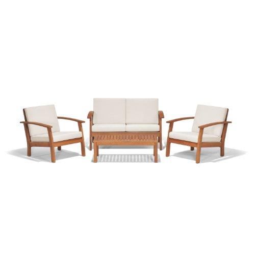 Hot Sale Amazonia Murano 4-Piece Conversation Set
