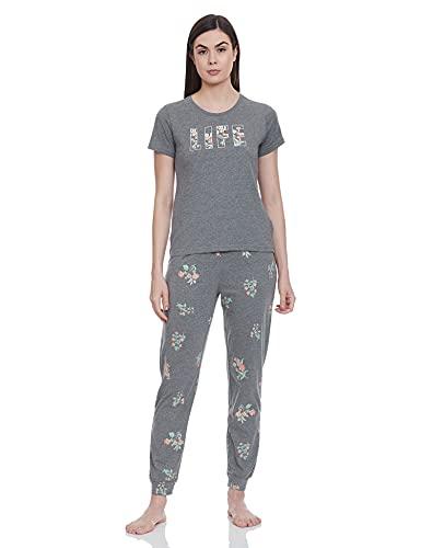 Amazon Brand - Eden & Ivy Women's Pyjama Set Pajama...
