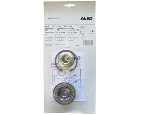 1 x ALKO wiellager 1224802 lager 64/34x37 mm + accessoires 'waterdicht'