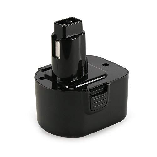A9252,POWERAXIS KC2000F Batteria A9252 England SL1 3YD 12V 3000mAh NI-MH Atornillador Batería de Repuesto para BLACK DECKER A9252 A9266 A9271 A9275 FS12 PS130 Q125 Q120