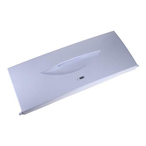DL-pro Gefrierfachklappe passend für Bauknecht Whirlpool Ignis Ikea wie 481241619514 Gefrierfachtür Frostertür Klappe Eisfach für Gefrierfach Kühlschrank