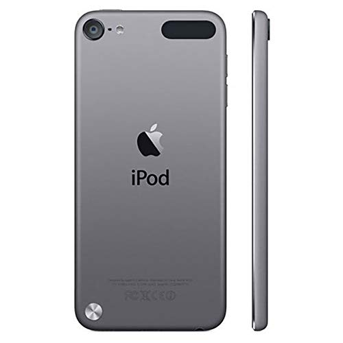 Apple iPod Touch 16GB (5th Generation) - Space Grey - With Rear Camera (Renewed)