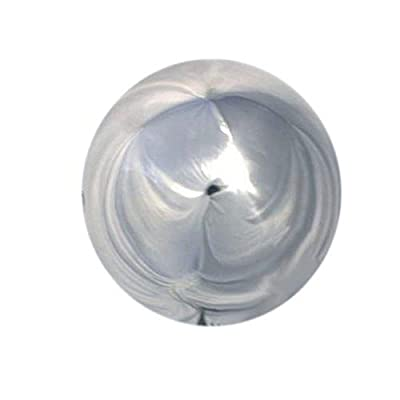 VCS SIL10 Mirror Ball 10-Inch Silver Stainless Steel Gazing Globe