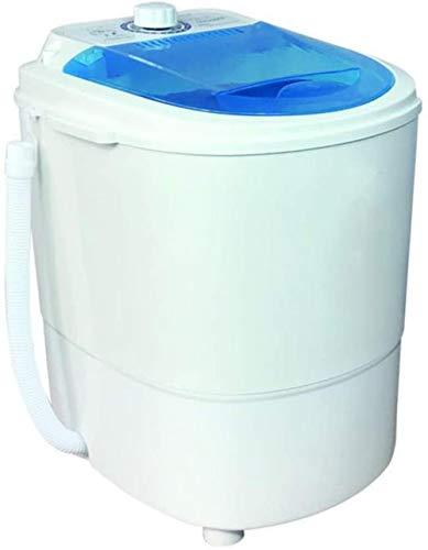 Lavadora portátil compacta mini arandelas 2 en 1 semiautomáticas para lavadora y deshidratador adecuado