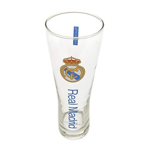 Real Madrid FC officieel hoog bierglas