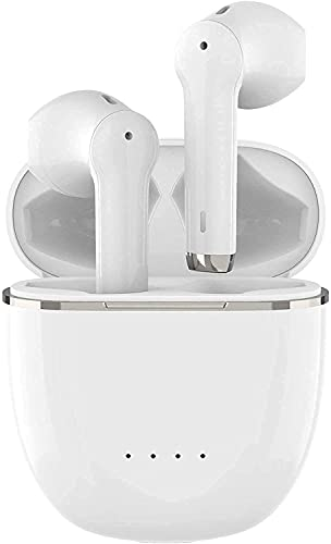 Wireless Earbuds Headphones Bluetooth 5.0 Ear buds with Mic Smart Noise...