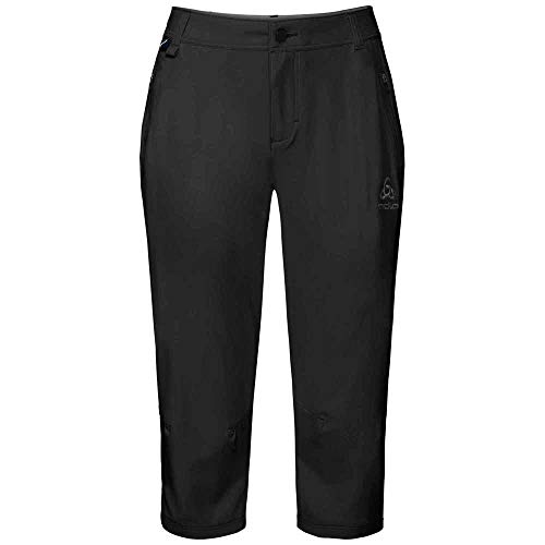 Odlo Koya Ceramicool Pantalon 3/4 pour Femme Noir Taille 46
