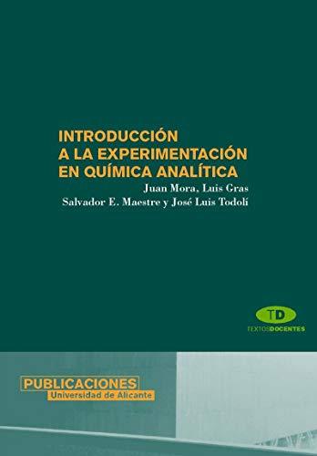 Introducción a la experimentación en química analítica (Textos docentes)
