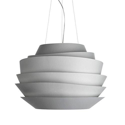 Foscarini Lampada Le Soleil, Led Sospensione, Bianco