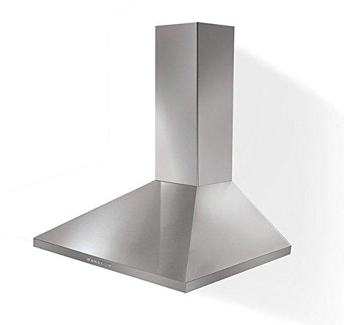 Faber S.p.A. Value X A90 430 m3/h afzuigkap voor de wand, roestvrij staal