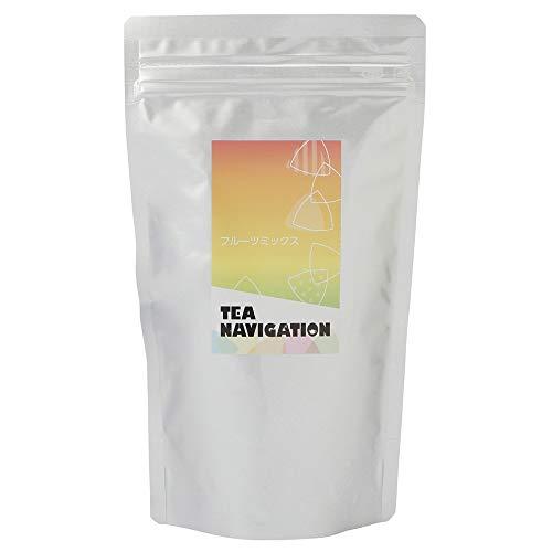 TEA NAVIGATION ティーバッグ 25入 最高級品質業務用・家庭用 紅茶 フルーツミックス