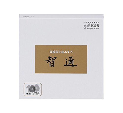 智通 (ちつう) 乳酸菌生成エキス 原液タイプ (10ml×6本 約1か月用)
