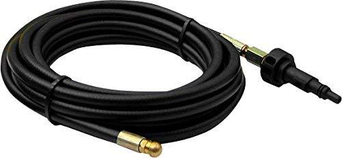 Lavorwash 6.010.0016 accesorio para hidrolimpiadora Limpiador de tubos y tuberías - Accesorios para hidrolimpiadoras (Limpiador de tubos y tuberías, Lavorwash, 15 m, Negro)