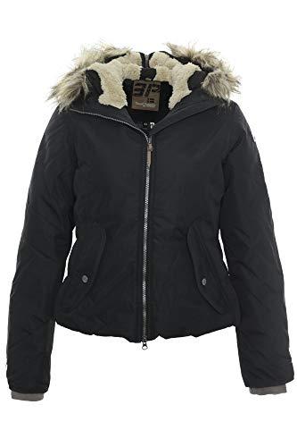 Icepeak Tegan korte jas voor dames, winterjas