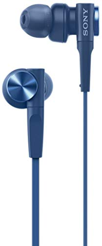 Sony MDR-XB55 Extra-Bass in-Ear Headphones Without...
