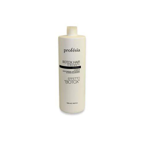 Profesia - Botox Hair Therapy Shampoo - Trattamento per Capelli Rovinati e Danneggiati - Con Macadamia, Olio di Argan e Acido Ialuronico - Azione Rico