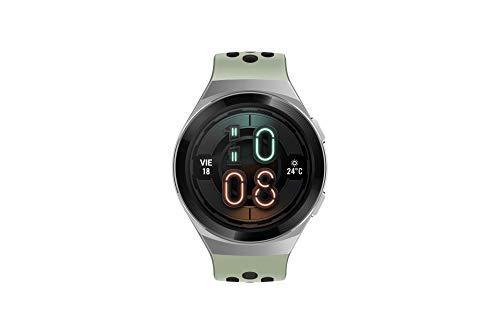 Huawei 55025279 Watch GT 2e Active - Smartwatch de AMOLED, pantalla de 1.39 pulgadas, 2 semanas de Batería, GPS, Color Verde (Mint Green), 46 mm