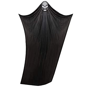 XGZ Halloween Hanging Ghost Haunted House Toy Skeleton Pendant Ghost Decoration Props for Indoor Outdoor Party Halloween Decorations