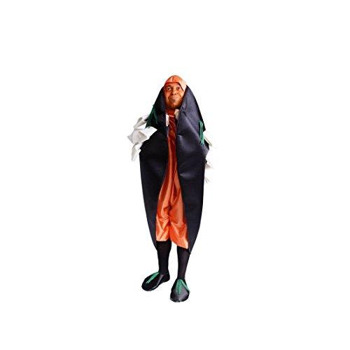 Disfraces Nines - Disfraz mejilln colorao adulto talla unica