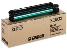 XER113R663 - Xerox Black Drum Cartridge for WorkCentre M15, M15i, Pro 412 Printers and FaxCentre F12 Fax Machine