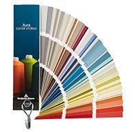 Benjamin Moore Aura Color Stories Fan Deck