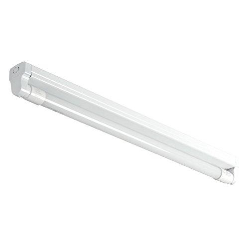 Halterung Fassung für 1x 120cm LED Röhren, LED Fassung, Leuchte für LED T8, G13