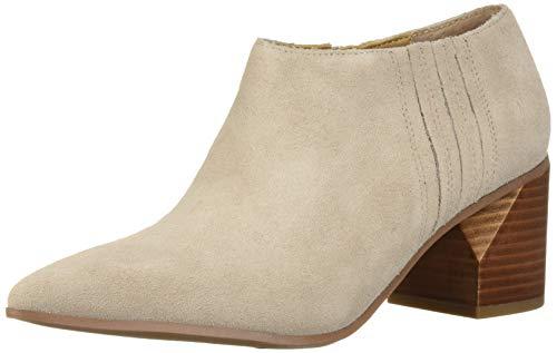 Franco Sarto Women's Takoma Ankle Boot, Light Grey, 7.5 M US