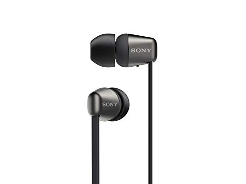 Sony WI-C310 Wireless in-Ear Headphones, Black