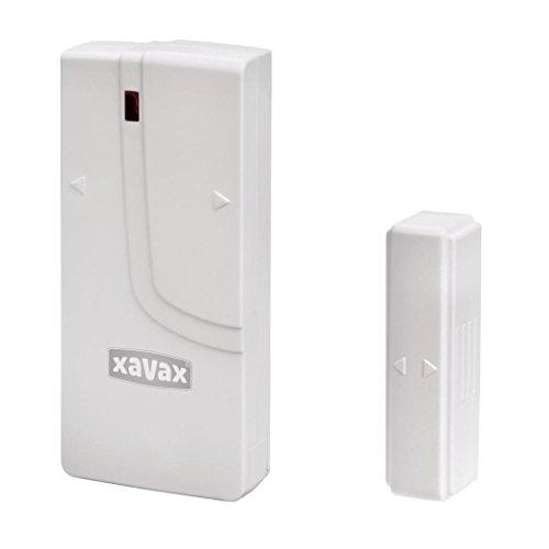 Xavax Funk-Alarm-System FeelSafe, Fenster-/Tür-Alarm-Sensor