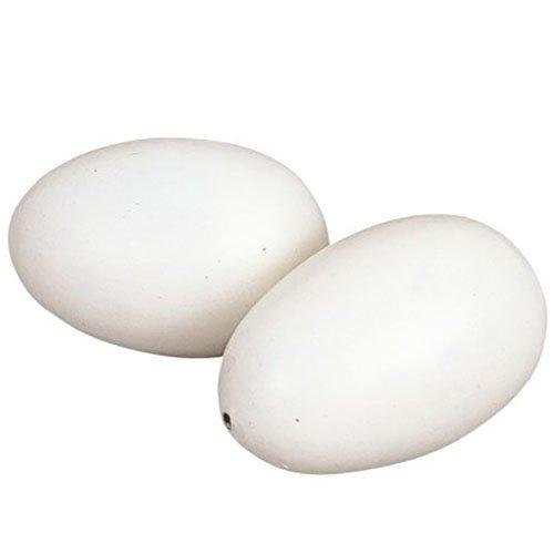 Kerbl Nesteier aus Ton für Hühner, einzeln