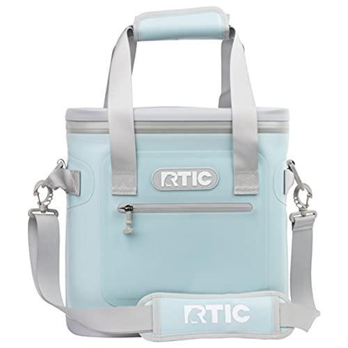 RTIC Soft Cooler 20, Insulated Bag, Leak Proof...