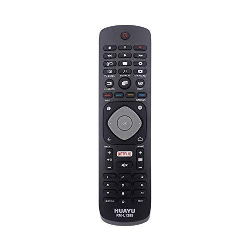 Richgv Telecomando Universale di Ricambio,Telecomandi Sostitutivo Compatibile per Smart TV LED LCD (PHILIPS), Senza Impostazione