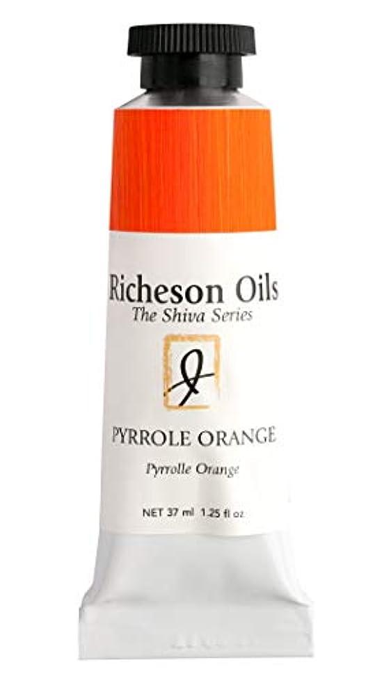 Jack Richeson 120104 Signature Oil PYRROLE Orange 1.25OZ