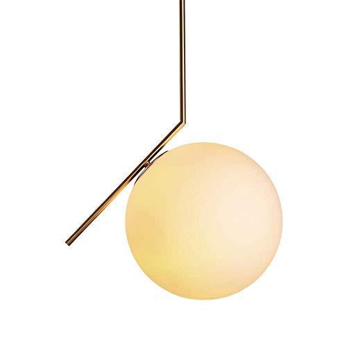 JYDQM Lámpara de Cristal Moderna Iluminación empotrada Lámpara de Techo Lámpara Colgante for Comedor Baño Dormitorio Sala de Estar