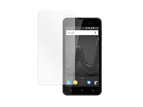 etuo Bildschirmschutzfolie für Wiko Sunny 2 Plus - 3H Folie Schutzfolie Bildschirm Display Schutz