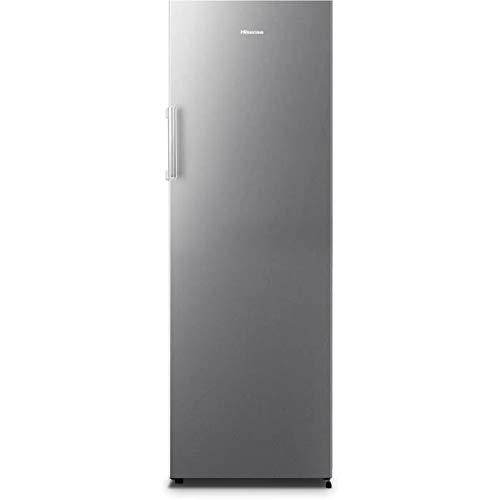 Hisense - FV240N4AW1 - Gefrierschrank - 186L - kein Frost - A + - 58,2 x 58 x 173,9 cm - Silber