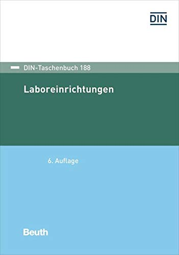 Laboreinrichtungen (DIN-Taschenbuch)