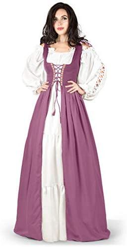 In a popularity Gaelic Pirate Wench Irish Renaissance Dress Costume Over Chemi wholesale