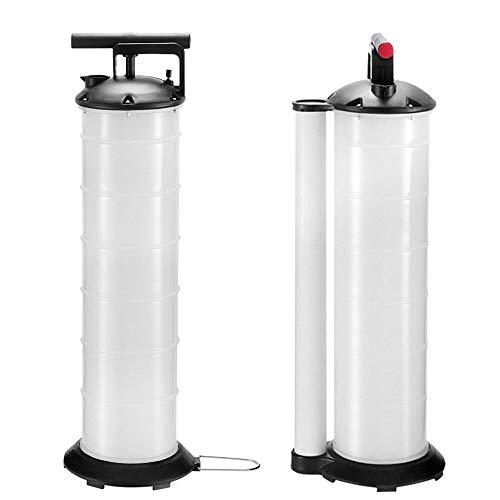 DIFU 7L Ölabsaugpumpe Ölabsauger Oil Fluid Extractor Ölabsaugpumpe Absaugpumpe Flüssigkeitsabsaugpumpe Automobil Ölpumpe inklusive Schläuche