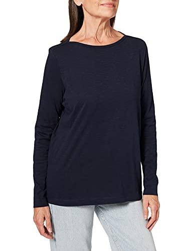 Cecil Damen 316926 T-Shirt, deep Blue, L