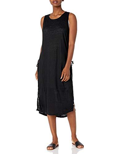 Neon Buddha Women's Paradise Dress, Black, Extra Large