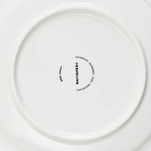 marimekko(マリメッコ)『Unikko(ウニッコ)プレート20cm(52_1_52209470399)』