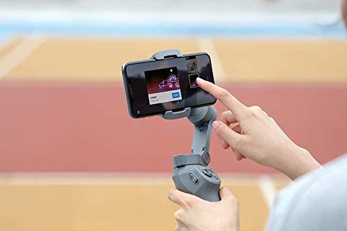 DJI Osmo Mobile 3 Prime Combo - 3-Achsen-Smartphonestabilisator mit Zubehörkit inkl. Care Refresh, kompatibel mit iPhone und Android, intelligente Steuerung mit Stativ - 5