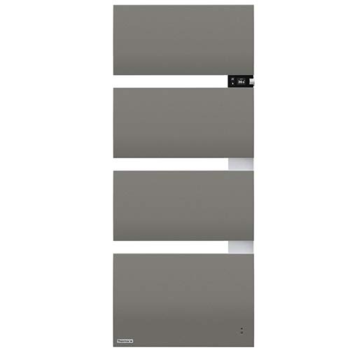 THERMOR 490613 Radiateur, Gris/Aluminium
