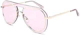 Sunglasses من قطعة واحدة أزياء شخصية قطعة واحدة عدسة نظارات شمسية نظارات شمسية Quay sunglasses for women