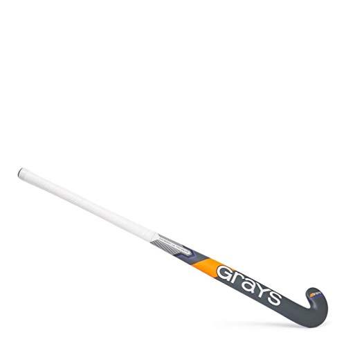 GRAYS GX3000 Ultrabow Junior Hockeyschläger, Grau, 81cm